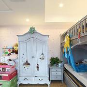欧式精美儿童房装修