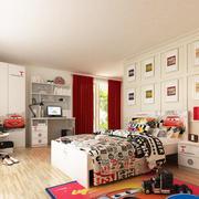 儿童房飘窗设计