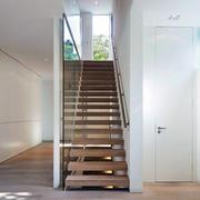 直型原木楼梯图案欣赏