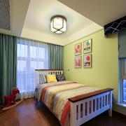 儿童房简约灯饰设计
