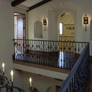 简约复式楼楼梯装饰