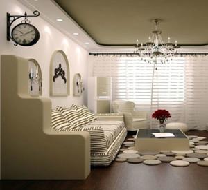 农村房屋简约沙发设计