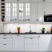 开放式欧式厨房装修