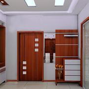 小户型玄关装饰设计