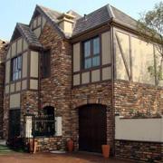 别墅外观瓷砖设计