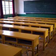 幼儿园室内木板设计