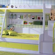 儿童房床饰装修