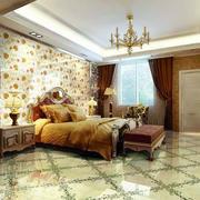 奢华欧式地砖装饰