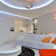 小户型简约风格沙发设计