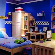 儿童房小型整体橱柜设计