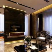 豪宅客厅装修设计