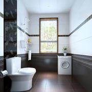 卫生间简约马桶设计