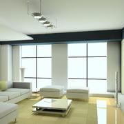 简约风格客厅装潢设计