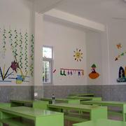 现代风格幼儿园教室设计