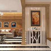 欧式新房客厅背景墙装修