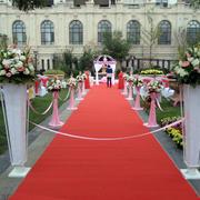 婚礼现场红毯设计