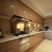 简欧新式厨房整体橱柜
