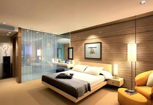 酒店标准卧室装饰