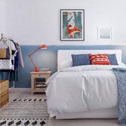 卧室简约风格墙壁装修