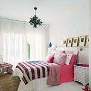 农村房屋卧室装修设计