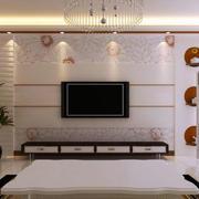 石膏板影视墙装饰