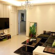 欧式新房沙发装修效果图