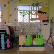 幼儿园教室墙壁装修
