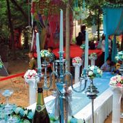婚礼现场环境效果图