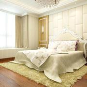 卧室软包床头背景墙设计