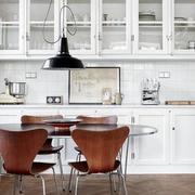 混搭风格厨房餐桌设计