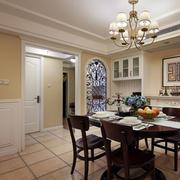 客厅整体橱柜设计