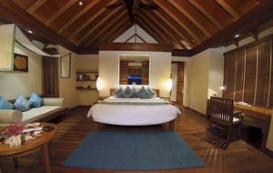 东南亚风格酒店设计装修效果图集锦