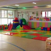 幼儿园教室地板设计