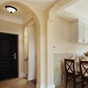 客厅大理石门设计