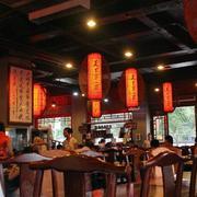 中式古意面馆设计