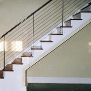 复式楼不锈钢扶手设计