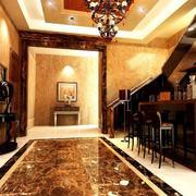 欧式奢华地下室装修