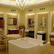欧式奢华卫浴装饰