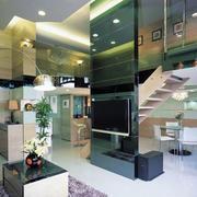 豪宅电视墙装饰设计
