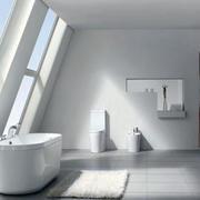 别墅现代简约风格卫浴