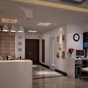 别墅门厅玄关设计