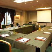 会议室石膏板吊顶设计