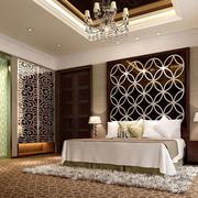 欧式大型酒店卧室设计
