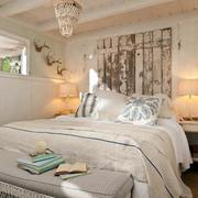 loft卧室个性设计效果图