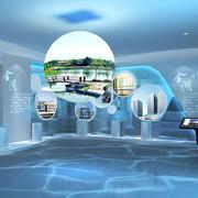 现代简约风格展厅设计