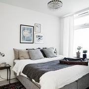 北欧风格卧室床头灯饰