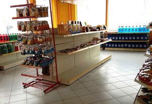 小超市货架设计