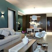 小户型客厅沙发设计