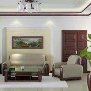 客厅家具软沙发设计