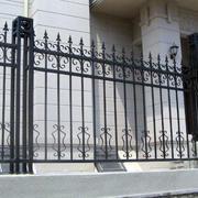 铁制小区围墙设计